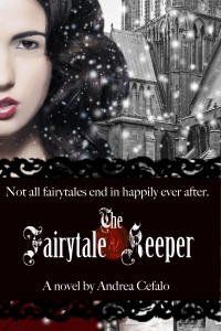 The Fairytale Keeper Cover
