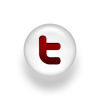 Red Twitter Button