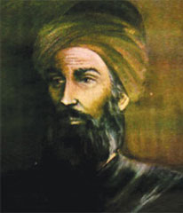 Portrait of Arab Physician Abulcasis