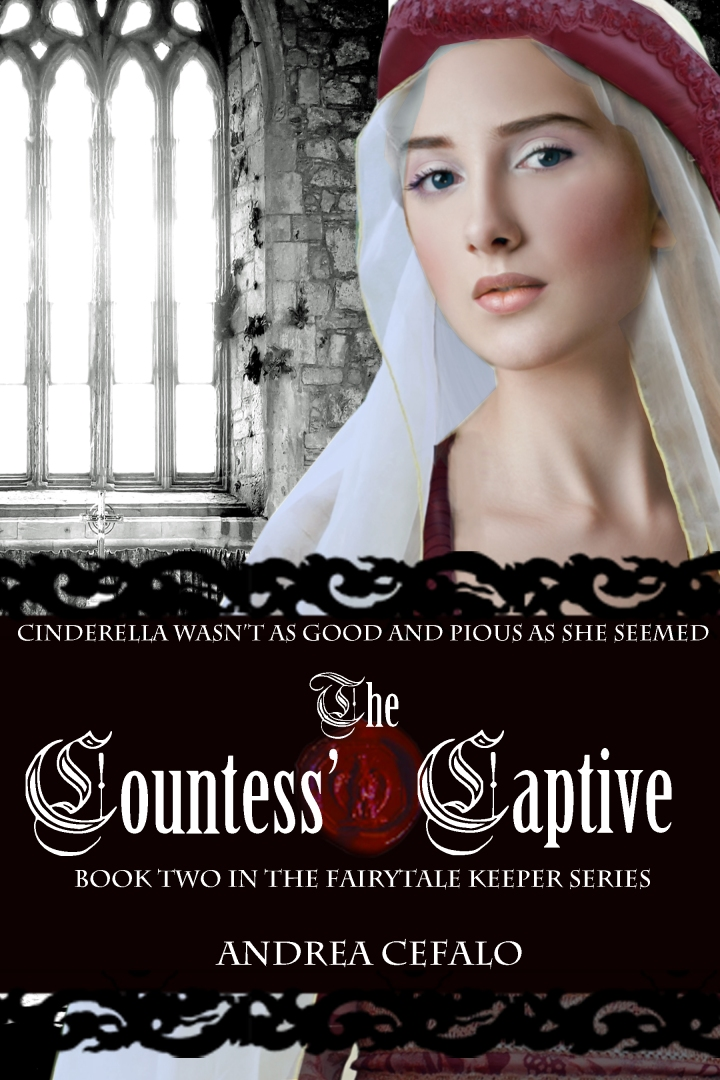 The Countess' Captive Cover