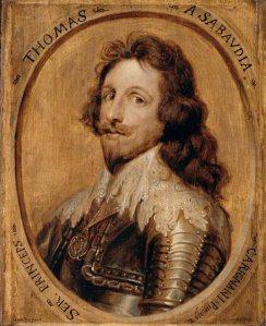 Thomas Francis of Savoy
