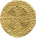 Ecu d'or Coin