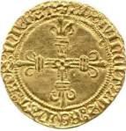 Ecu d'or Coin