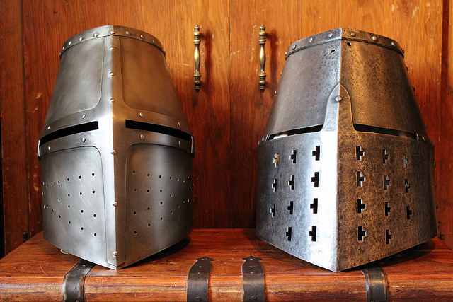 great helm | THE WRITER-LY WORLD OF ANDREA CEFALO