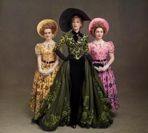 victorian dress cinderella 1