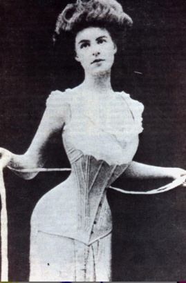 gibson girl corset