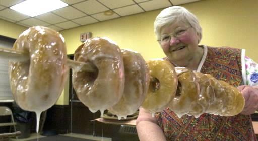 fastnachts doughnuts fastnacht